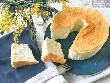 Angel Cake al profumo di vaniglia
