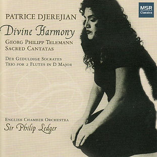 Patrice Djerejian Divine Harmony