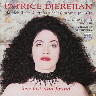 Patrice Djerejian Love Lost and Found