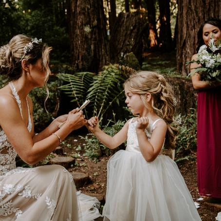 Dreamy Wedding in the Redwoods - Paris & Tyler