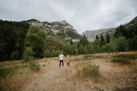 mountain engagement