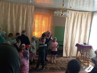 В МОЛЕЛЬНОМ ДОМЕ В ЧЕСТЬ КАЗАНСКОЙ ИКОНЫ БОЖИЕЙ МАТЕРИ ПРОШЁЛ ПАСХАЛЬНЫЙ КОНЦЕРТ