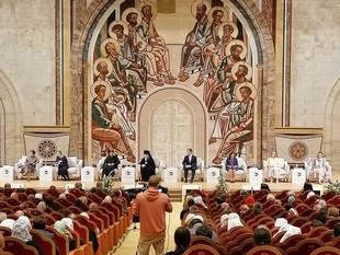МОСКВЕ ПРОШЕЛ Х ОБЩЕЦЕРКОВНЫЙ СЪЕЗД ПО СОЦИАЛЬНОМУ СЛУЖЕНИЮ «ПРОБЛЕМЫ, ТЕНДЕНЦИИ, ПЕРСПЕКТИВЫ»
