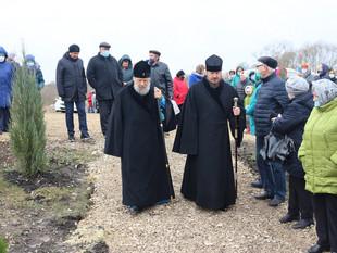 СОВЕРШЕНО ОСВЯЩЕНИЕ ИСТОЧНИКА В ЧЕСТЬ КАЗАНСКОЙ ИКОНЫ БОЖИЕЙ МАТЕРИ В СЕЛЕ ЛОВЧИКОВО