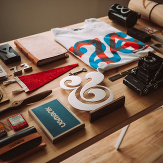 Design Gráfico Workspace
