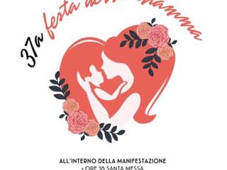 Festa della mamma 2o19