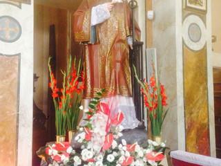 Martirio San Lorenzo