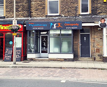 Store front - Bingley Physio