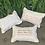 Thumbnail: Travesseiros com oração bordada