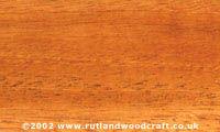 Mahogany timber