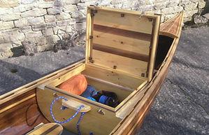 Wooden Canoe Accessories