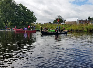 SOTP Big Meet Day 2 River Ure Ripon to Boroughbridge.
