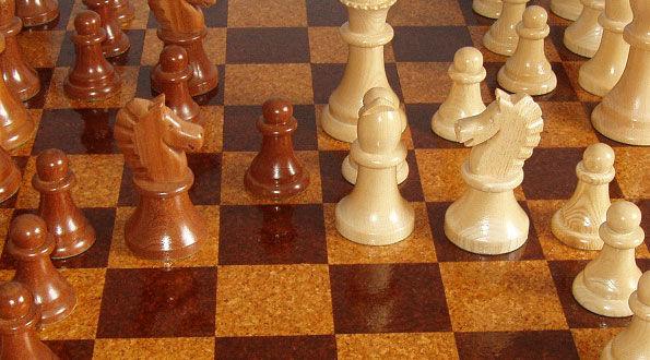 Bespoke chess set