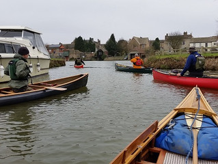 A birthday, a re-launch of an Old Town Otca and a seal is spotted on the Great Ouse.
