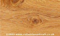 European Oak Character Grade
