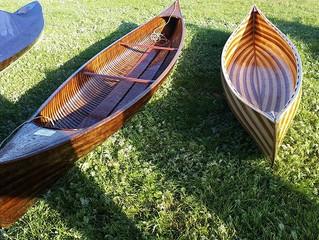Beale Park Boat Show Day 3.Looks like a Sunnyside Cruiser?