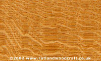 European Oak Quarter Sawn