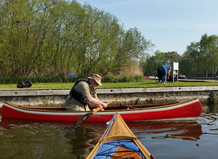 Easter On the Broads 2019 Day 4