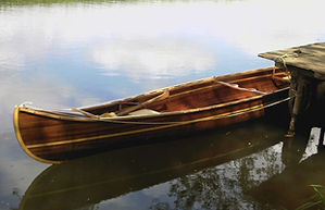 Wooden Canoes For Sale