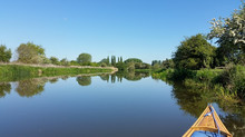 River Nene, Stibbington to Warmington lock.  It may be a familiar route but you never know what you