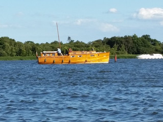 Why You Should Paddle The Norfolk Broads.