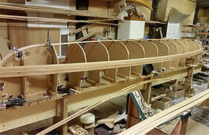 About Wooden Canoes