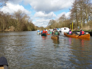 Easter on The Norfolk Broads Part 3