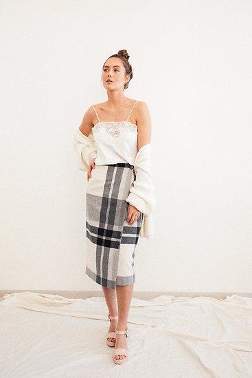 70's Blanket Skirt