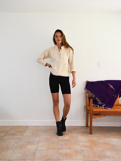 Cream Baja Sweatshirt