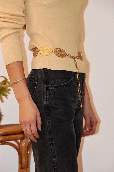 Vintage Decorative Chain Belt