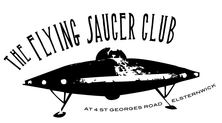 The Flying Saucer Club
