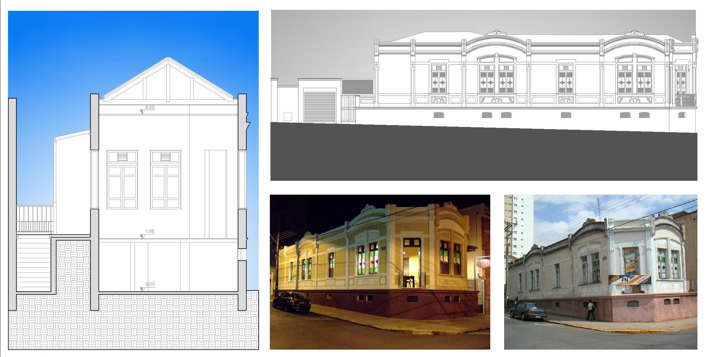 Projeto Arquitetônico de Reforma