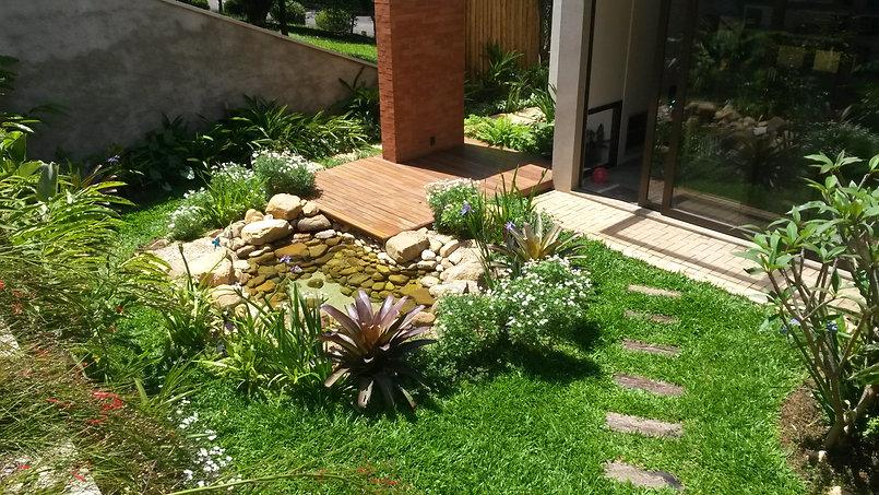 Projetos arquitetônicos e paisagísticos sustentáveis