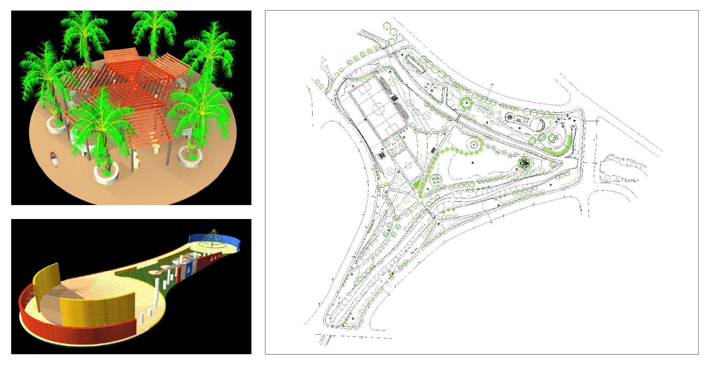 Projeto Urbanístico