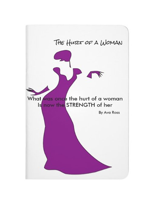 The Hurt of a Woman Journal