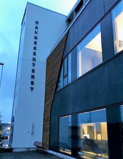 Vi har åpnet kontor i Rørvik