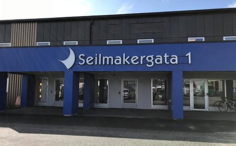 Vi har etablert kontor på Steinkjer