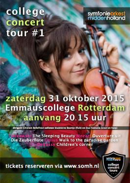 College concert tour 2015 poster 2 SOMH (def) kopie