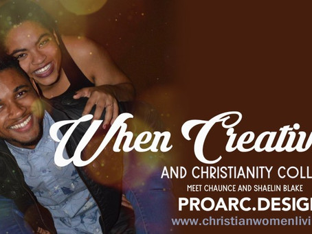 When Creativity and Christianity Collide