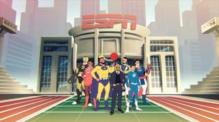 ESPN SUPERWEEK HEROES