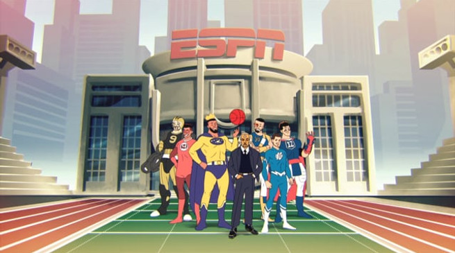 ESPN SUPERWEEK HEROES