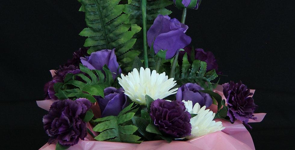 Royal Flair - Purple