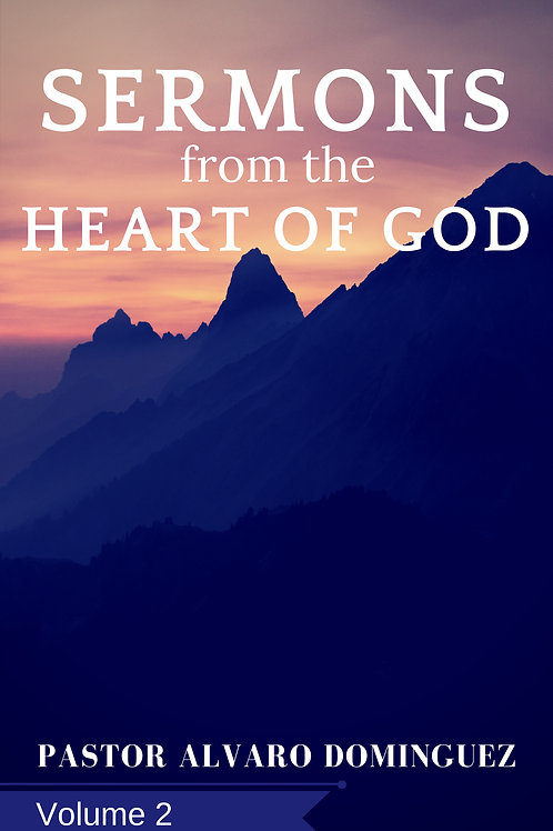 SERMONS FROM THE HEART OF GOD -VOL.2 (DIGITAL)