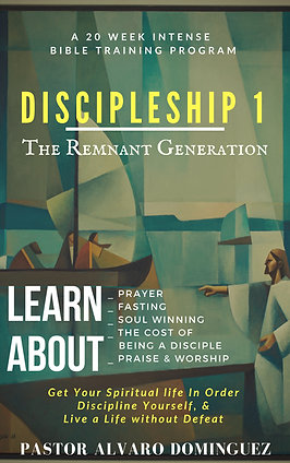 DISCIPLESHIP 1(DIGITAL)