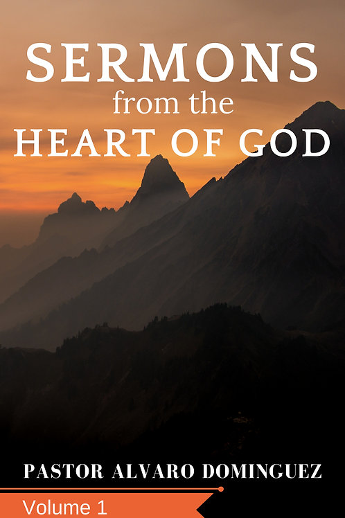 SERMONS FROM THE HEART OF GOD -VOL.1(DIGITAL)
