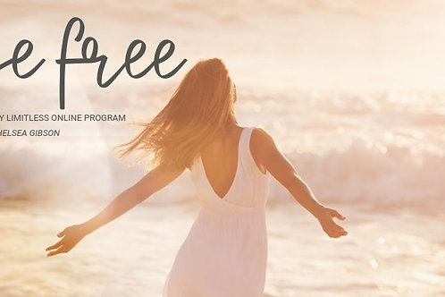 Be Free 21 day Online Program