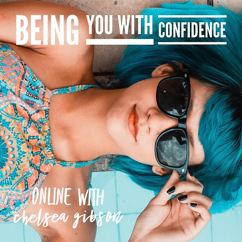 Being You with Confidence 2 call series