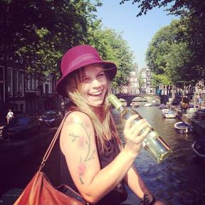 Wine in Amsterdam