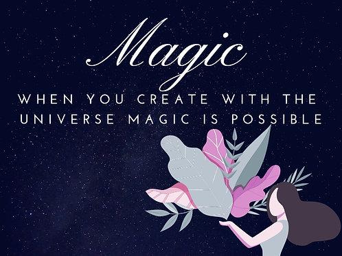 Magic! 21 Day Online Class