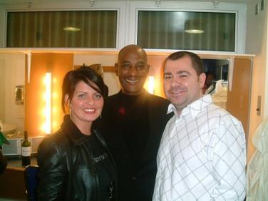 Errol Brown Tour with Michelle Lawson